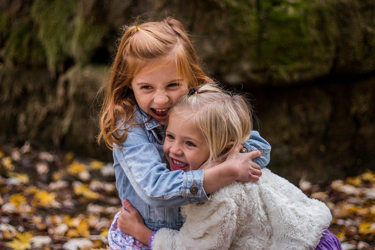 bambine felice