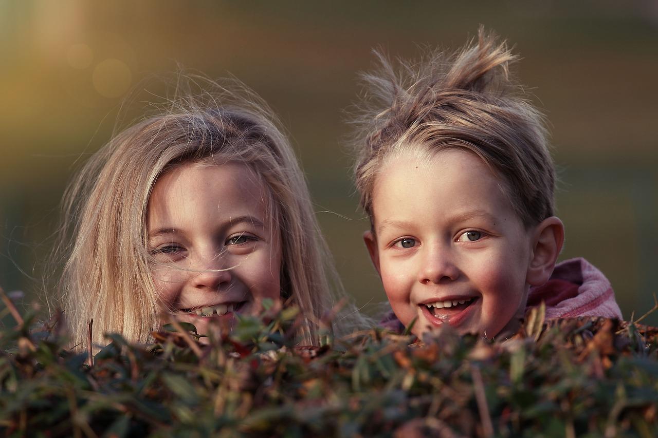 bambini felici